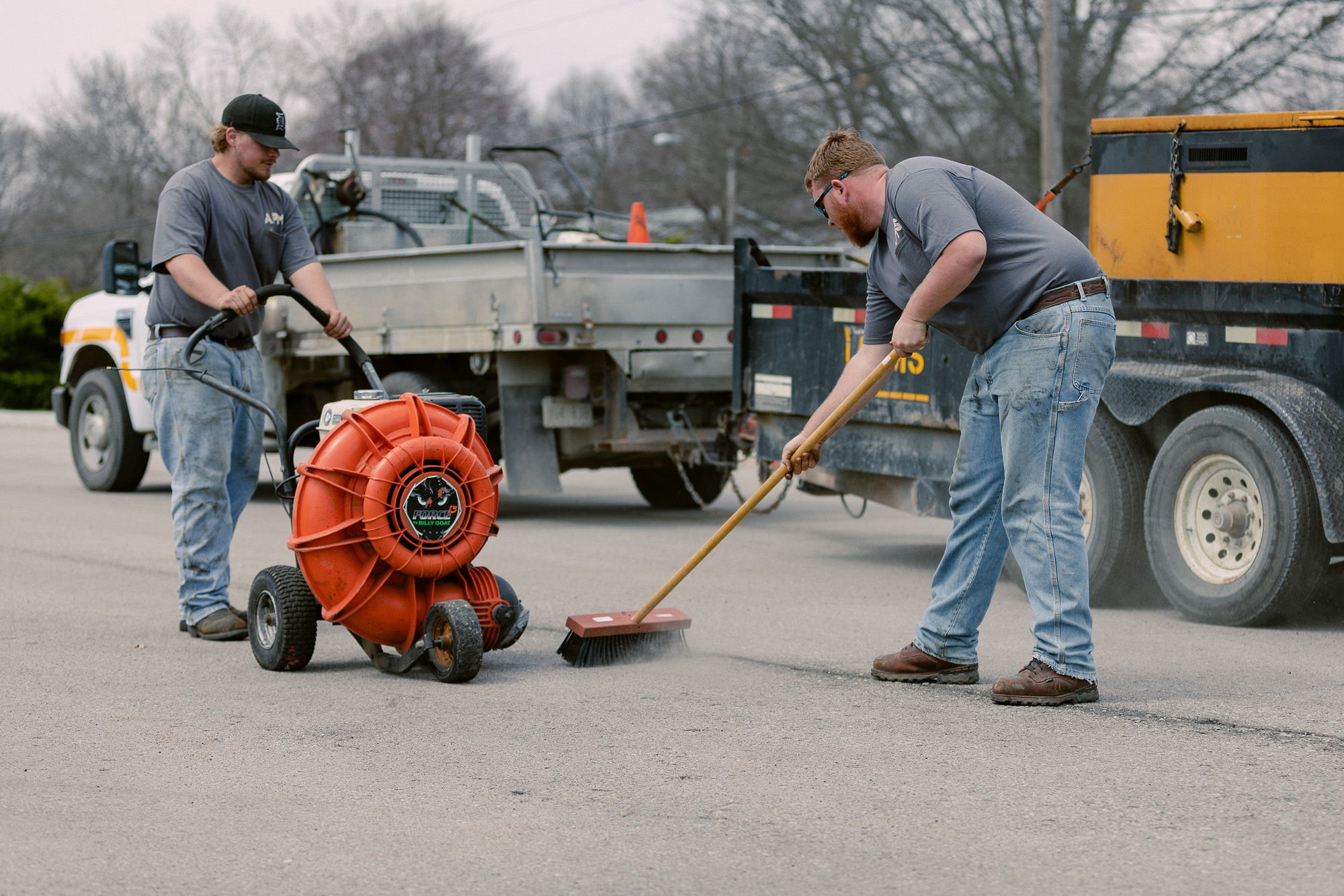 Lincoln Paving and Asphalt Repair apms 0796 - America's Pavement Maintenance Specialist | Lincoln, Nebraska