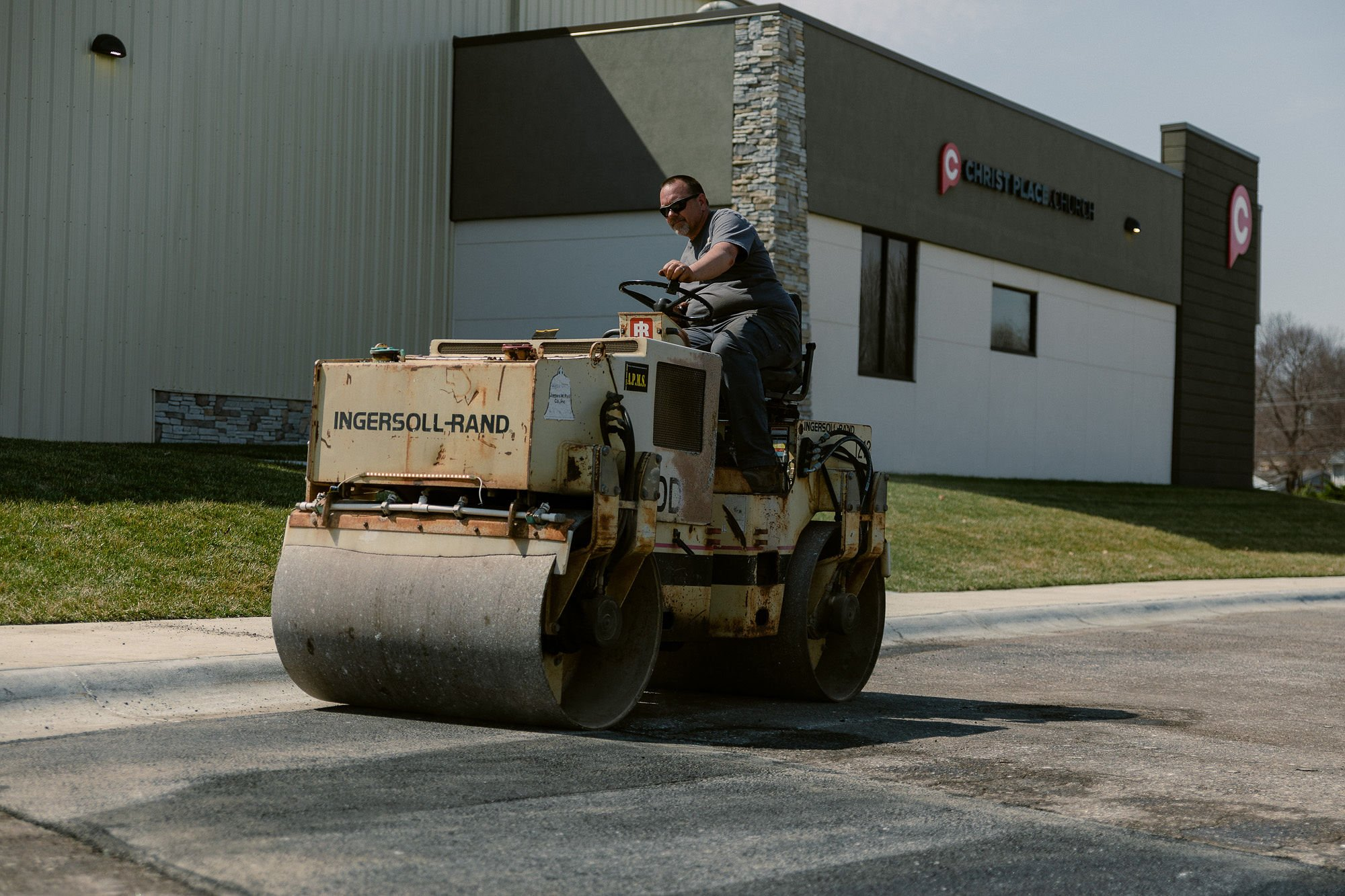 Lincoln Paving and Asphalt Repair apms 1087 - America's Pavement Maintenance Specialist | Lincoln, Nebraska