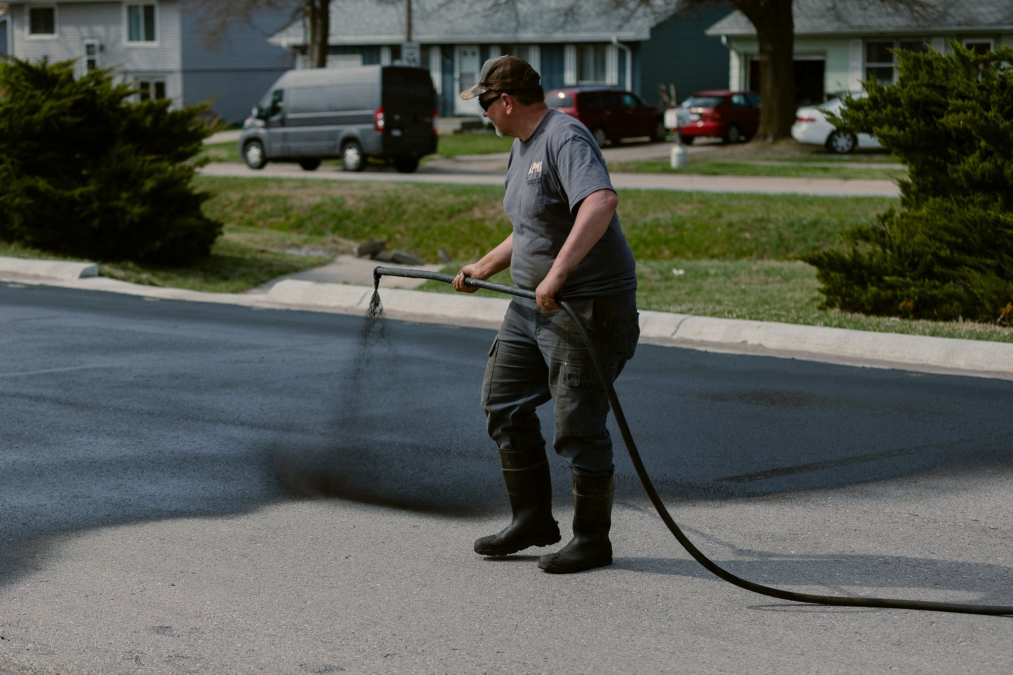 Lincoln Paving and Asphalt Repair apms 1191 - America's Pavement Maintenance Specialist | Lincoln, Nebraska