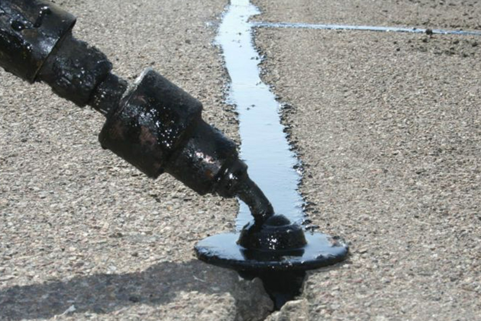 Lincoln Paving and Asphalt Repair crack repair after - America's Pavement Maintenance Specialist | Lincoln, Nebraska