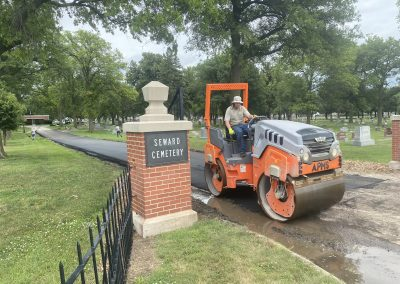 Lincoln Paving Asphalt and Driveway Repair and Patching IMG 7402 400x284 - America's Pavement Maintenance Specialist