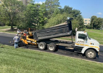 Lincoln Paving Asphalt and Driveway Repair and Patching IMG 7731 400x284 - America's Pavement Maintenance Specialist
